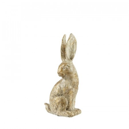 Lene Bjerre Semina Rabbit 6x5x12 Light Gold