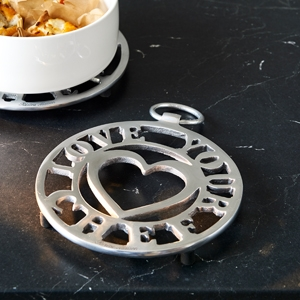 Riviera Maison Love Your Chef Trivet