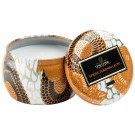 Voluspa Duftlys Spiced Pumpkin Latte Tin Candle 25t thumbnail