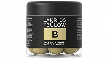 Johan Bülow Lakrids By Bülow B Passion Fruit 125g