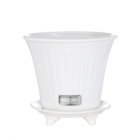 Lene Bjerre Paulina Flower Pot White Large