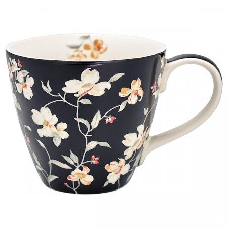 Greengate Jolie Mug Black