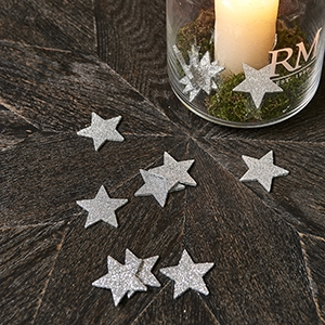 Riviera Maison Sparkling Star Decoration Silver S