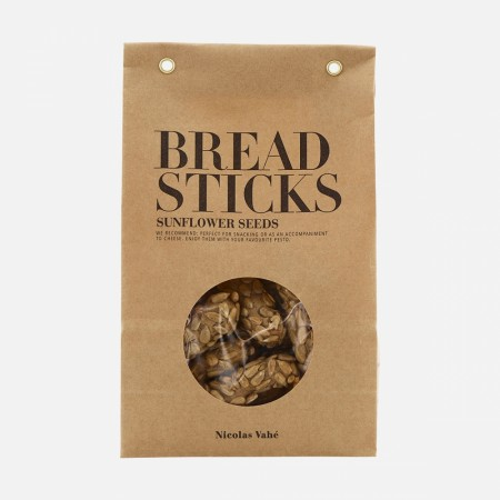 Bread Sticks Grissini Sunflower Seeds