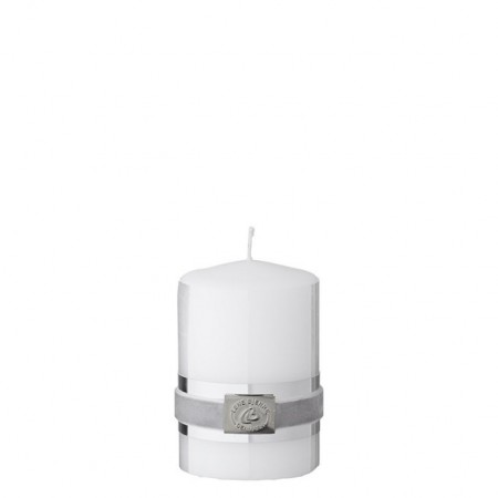 Lene Bjerre Candle Basic Medium White
