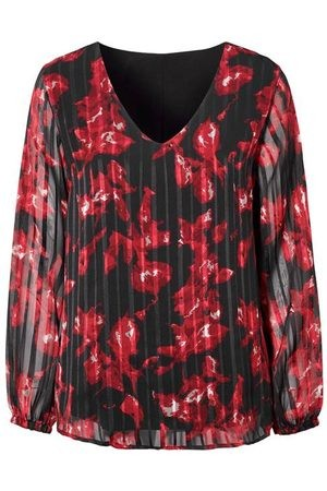 Freequent Chili Pepper Mix Bluse Tinka-v-bl
