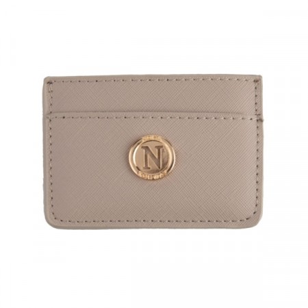 Nora Norway Card Holder Taupe