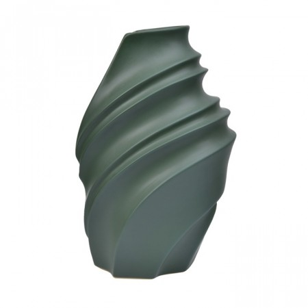 Scott Vase Forest Green