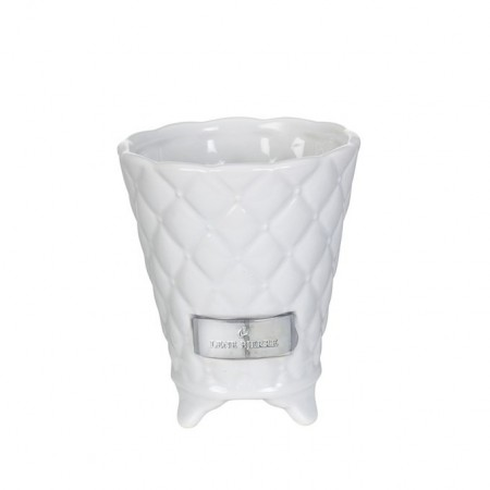 Lene Bjerre Flower Pot Precious White Small 12cm