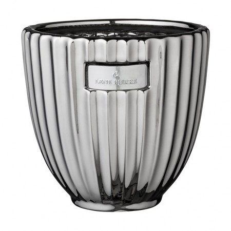 Lene Bjerre Rosalie Flower Pot Silver Medium