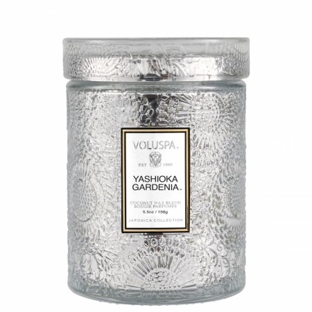 Voluspa Duftlys Yashioka Gardenia Mini Glass Candle