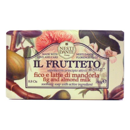 Nesti Dante Il Frutetto Fig And Almond Milk Soap 250gr