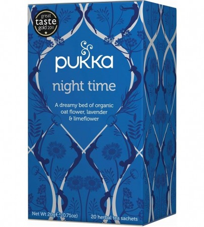 Pukka Te Night Time
