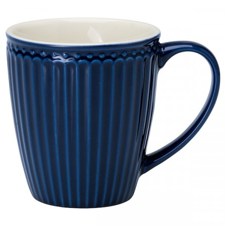 Greengate Alice Mug Dark Blue