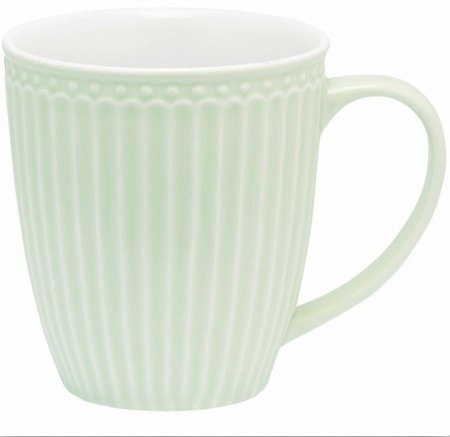 Greengate Alice Mug Pale Green