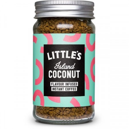 Little`s Island Coconut Instant Coffee