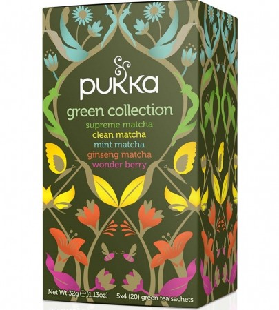 Pukka Te Green Collection