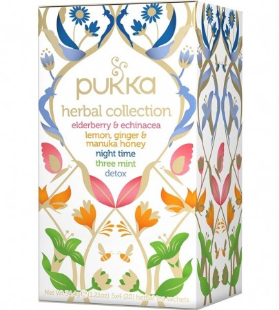 Pukka Te Herbal Collection