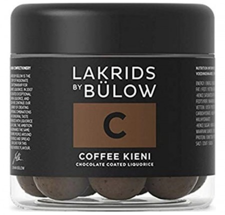 Johan Bülow Lakrids By Bülow C Coffee Kieni 125g