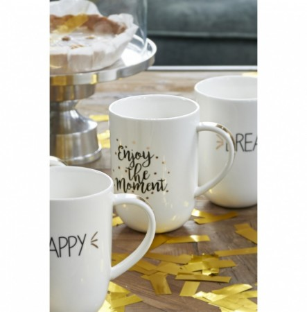 Riviera Maison 70 Years Of Happiness Dream Mug