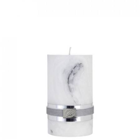 Lene Bjerre Candle Marble Medium