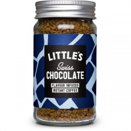 Little`s Natural Swiss Chocolate Instant Coffee