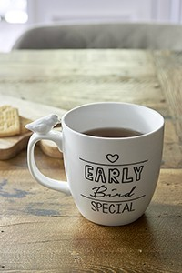 Riviera Maison Early Bird Special Mug