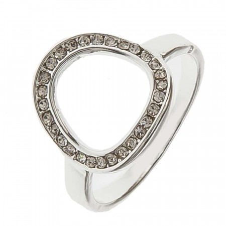 Nora Norway Ring 18 Silver