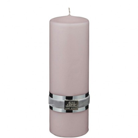 Lene Bjerre Candle Basic Kubbelys Xl Powder