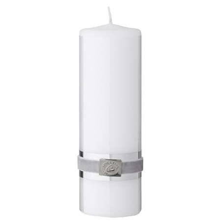 Lene Bjerre Candle Basic X-large White