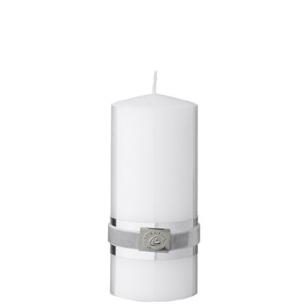 Lene Bjerre Candle Basic Large White