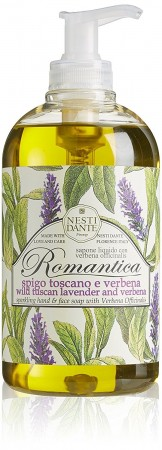 Romantica Lavendel & Verbena Hand And Face Soap