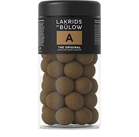 Johan Bülow Lakrids By Bülow A Original Large 265g