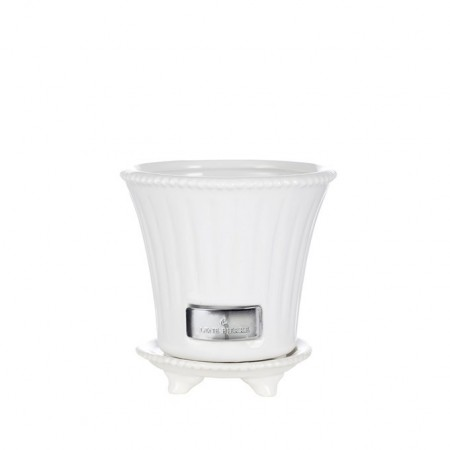 Lene Bjerre Paulina Flower Pot White Small